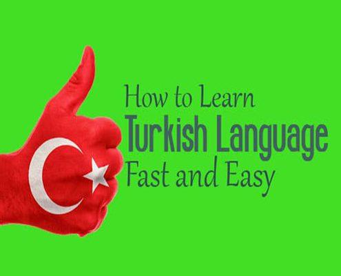 تدریس زبان ترکی استانبولی