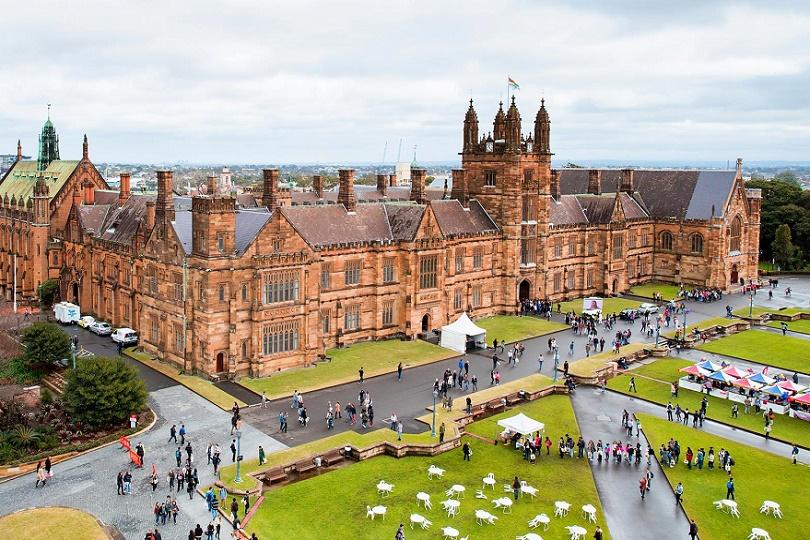 پذیرش در دانشگاه های استرالیا