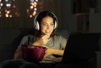 یادگیری زبان با فیلم