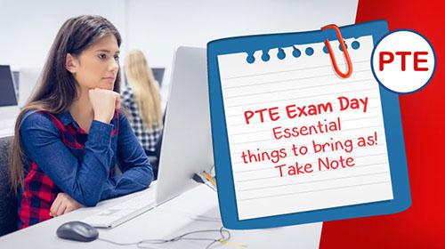 روز آزمون PTE