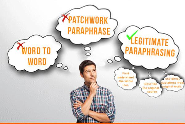 پارافرایز کردن متن انگلیسی