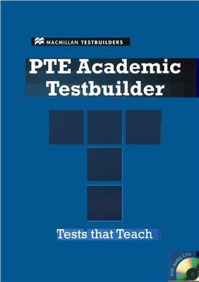 PTE-Academic-Testbuilder