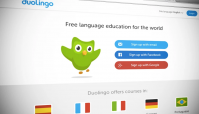 duolingo web