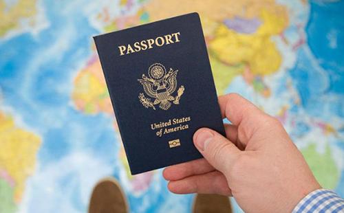 پاسپورت برای ثبت نام آیلتس