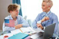 یادگیری زبان انگلیسی در نوجوانی