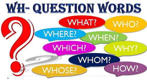 جملات پرسشی با wh