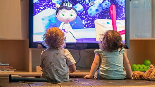 یادگیری زبان انگلیسی با انیمیشن