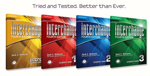کتابهای interchange