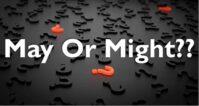 may و might در افعال modal زبان انگلیسی